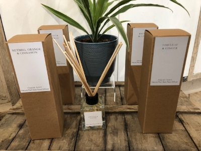 Edlesborough Flowers Diffusers