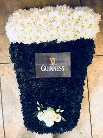Guiness Pint Tribute